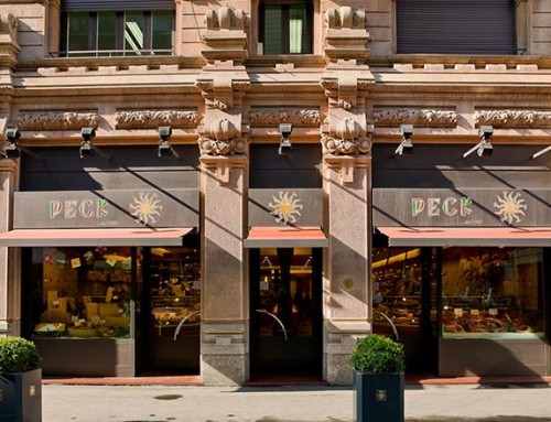 Peck, il tempio della gastronomia gourmet sceglie Tasselli.